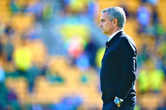 Jose Mourinho, Quietly Making Chelsea the Premier League's Dominant Force Again