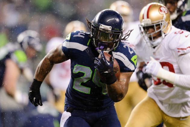 Without Improved OL Play, Marshawn Lynch Won't Shine in NFC Championship Game