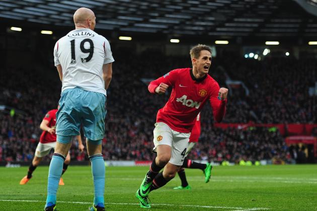 Analysing the Rise of Adnan Januzaj at Manchester United