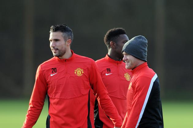 Manchester United Transfer News: Robin van Persie Needs Wayne Rooney to Stay