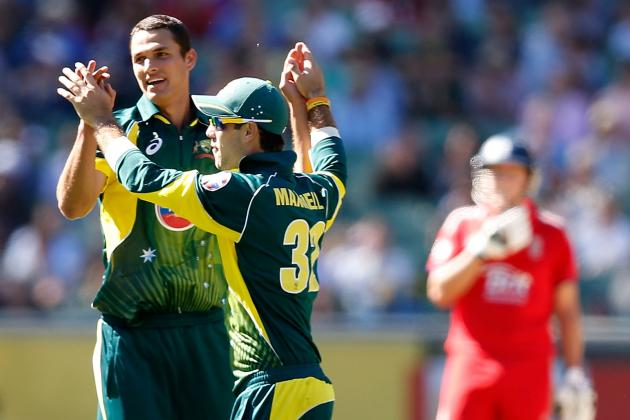 Australia vs. England, 2nd ODI: Date, Time, Live Stream, TV Info and Preview