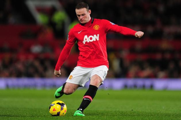 Premier League Injury News, Fantasy Impact: Wayne Rooney Rated Doubtful