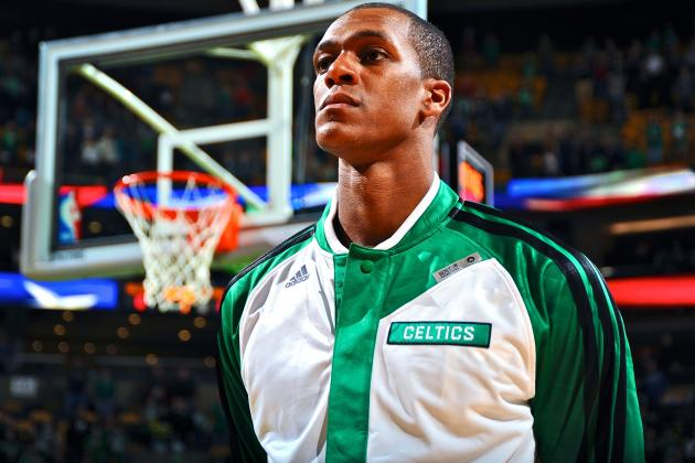 Rajon Rondo Will Return to Boston Celtics Lineup for First Time Since ACL Tear