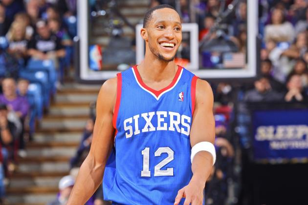 Philadelphia 76ers' Evan Turner Isn't a Bust After All