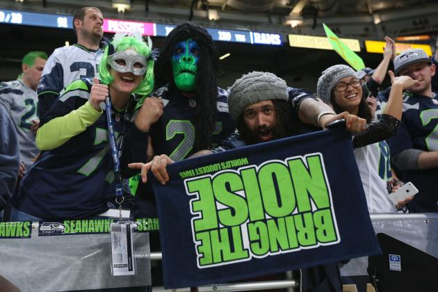 Seattle Seahawks Fan Gets 'Super Bowl XLVIII Champs' Tattoo
