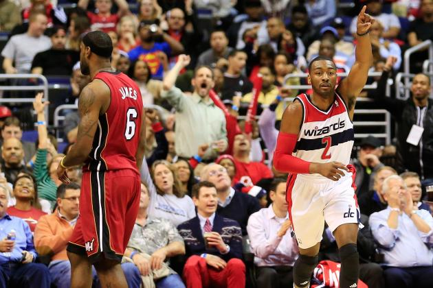Why John Wall May Be the NBA's Best Young Point Guard