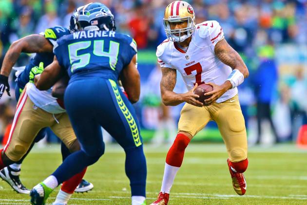 Colin Kaepernick Already Holds the Secret Keys to Unlocking the Seahawks Defense