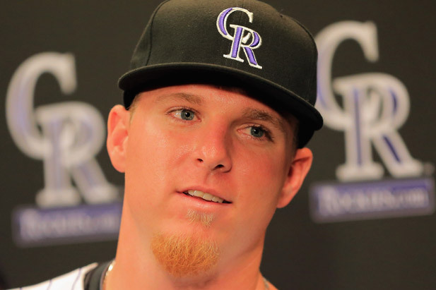 Rockies' Gray Looks to Meet High Expectations