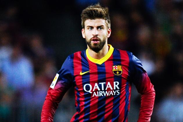 Exclusive: Barcelona's Gerard Pique on Messi, Man Utd, World Cup 2014 and Beyond