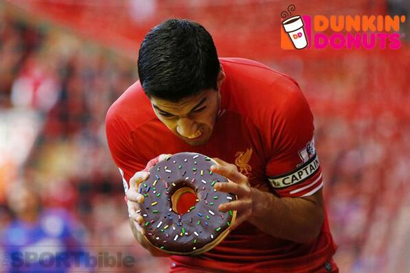The Most Hilarious Reactions from Liverpool's Partnership with Dunkin' Donuts