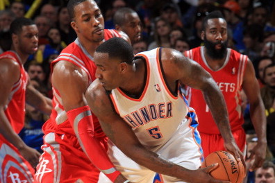 Oklahoma City Thunder vs. Houston Rockets Spread Analysis and Prediction