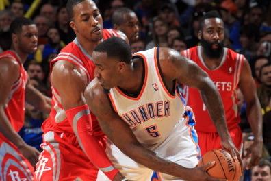 Oklahoma City Thunder vs. Houston Rockets Spread Analysis and Prediction