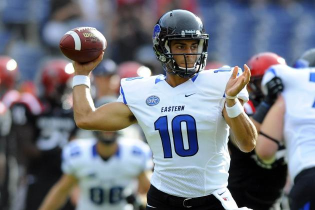 East-West Shrine Game 2014 Roster: Sleepers to Watch in NFL Draft Showcase