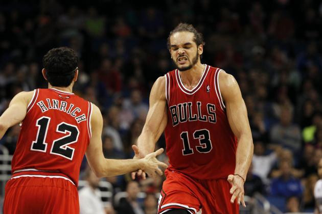 Joakim Noah Calls Out Bulls Fans Who Want Team to Tank, Says They're 'Not Real'