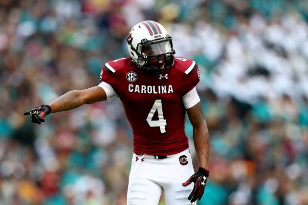 South Carolina Football: Shaq Roland Should Be Next Superstar Receiver