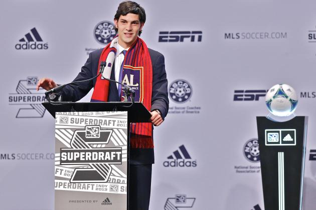 MLS SuperDraft 2014: Live Pick-by-Pick Results, Highlights and Reaction