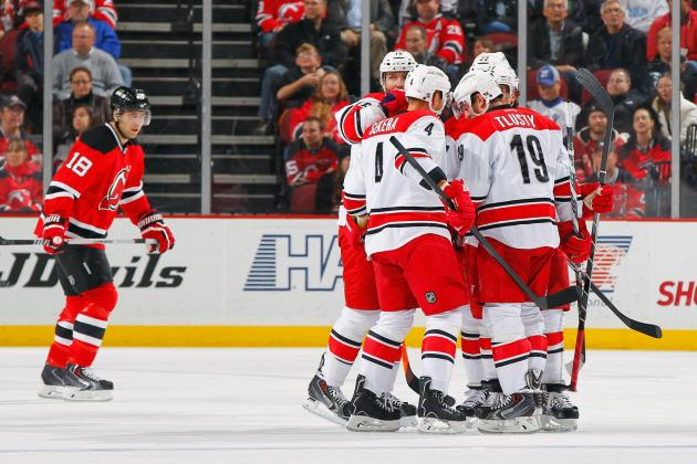 Carolina Hurricanes' Remaining Schedule Bodes Favorably for Playoff Push