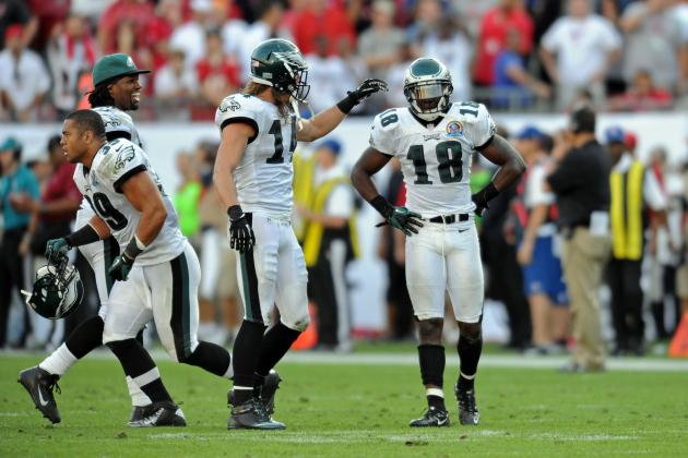 Can the Philadelphia Eagles Afford to Bring Back Jeremy Maclin and Riley Cooper?