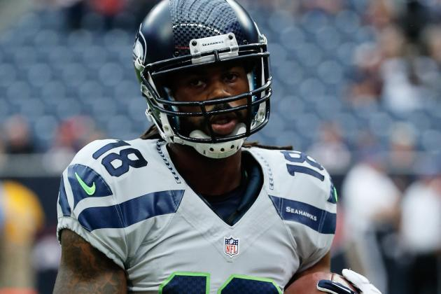 Sidney Rice: NFL Free Agents Want to Play for Seahawks