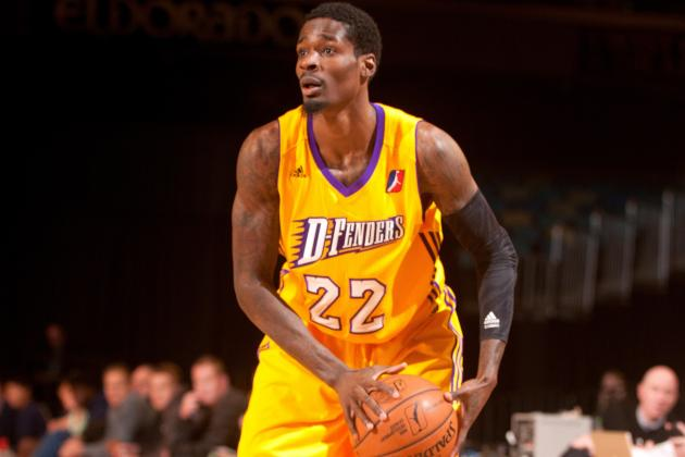 Los Angeles Lakers Sign Manny Harris to Contract