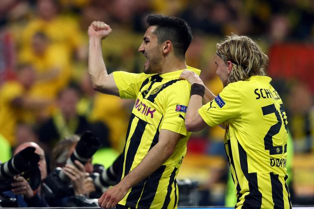 Manchester United Transfer News: Ilkay Gundogan Is Ripe Target for Red Devils