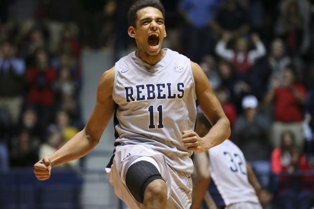 Ole Miss Basketball: Newest Star Sebastian Saiz Downs the LSU Tigers