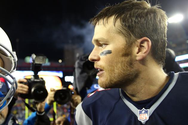 Tom Brady Says He Feels Just Fine