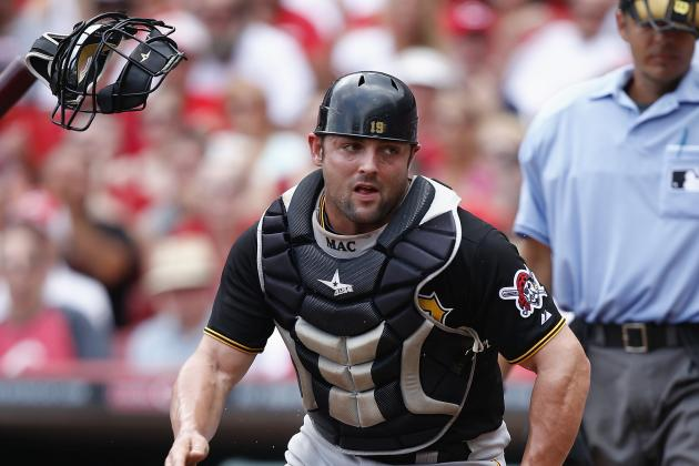Report: Rockies Sign Michael McKenry