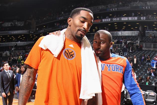What Could New York Knicks Get in Potential J.R. Smith Trade?