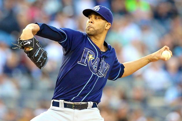 David Price Signs 1-Year, $14 Million Extension with Tampa Bay Rays