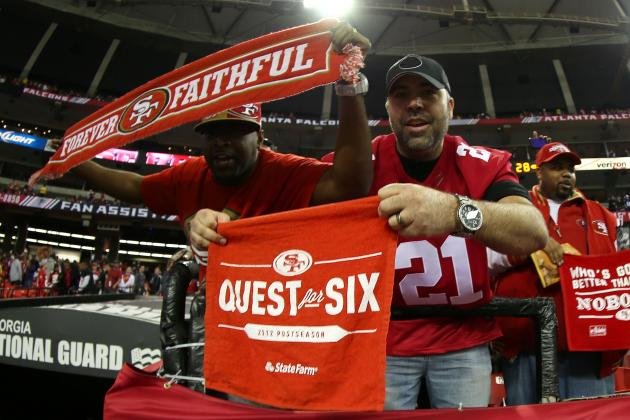 49ers Provide Great Storylines for Super Bowl XLVIII