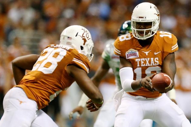 Texas Football: Why Shawn Watson Is the Longhorn Assistant Under Most Pressure