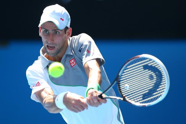Australian Open 2014 Bracket: Where Favorites Could Be Upset