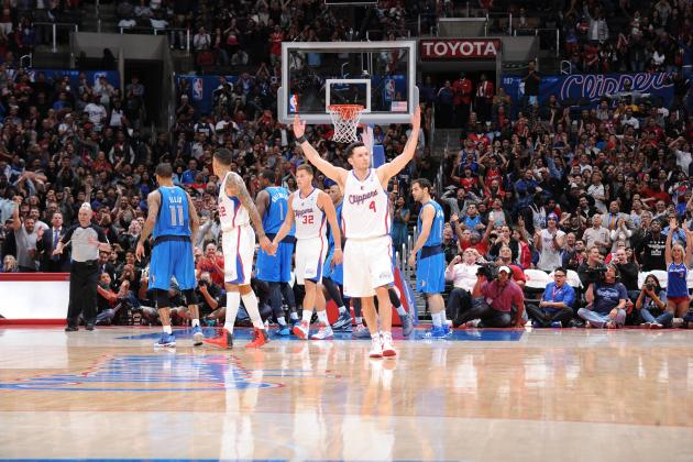Best Tweets from Los Angeles Clippers' Showdown with Dallas Mavericks