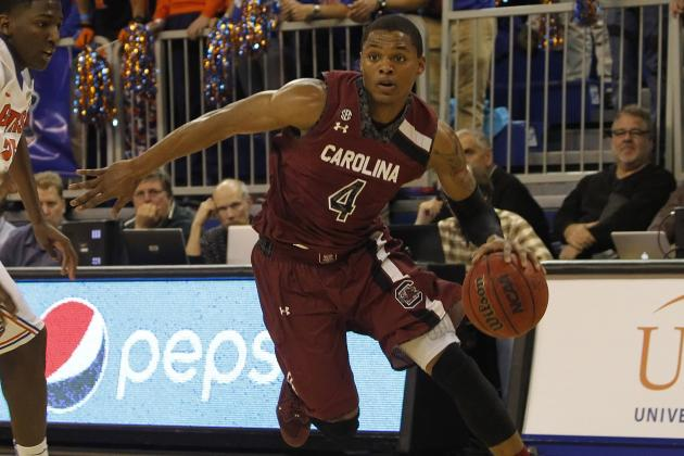South Carolina's Tyrone Johnson out Indefinitely with Foot Fracture