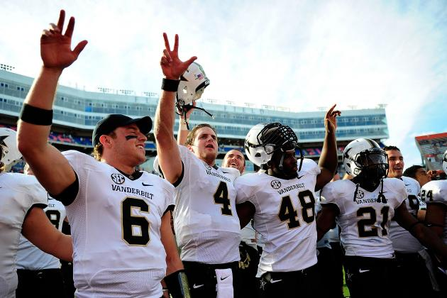 Vanderbilt Football Has Arrived at Crossroads with Departure of James Franklin