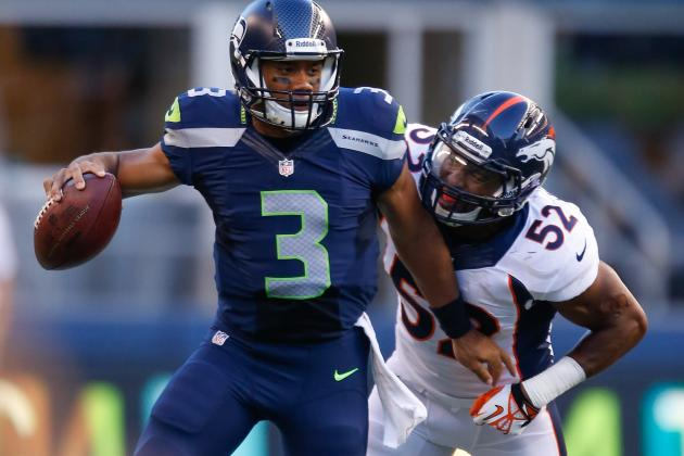 NFL Computer Picks Seattle vs. Denver Super Bowl Matchup