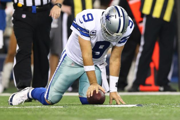 Dallas Cowboys Stats That Mattered in 2013