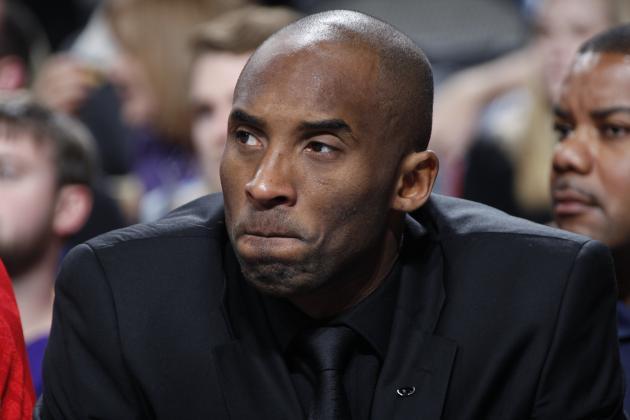 Debate: Should Kobe Bryant Return This Season from Injury?