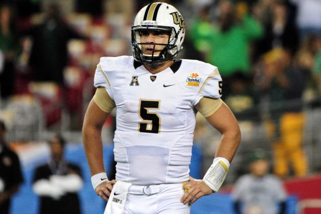 Debate: Is Bortles the Best QB Draft Prospect for Cleveland?