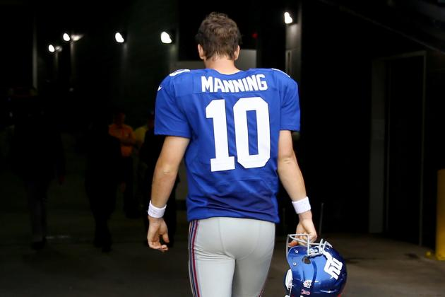 New York Giants Stats That Mattered in 2013