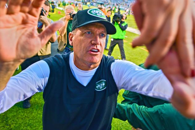 Rex Ryan's Extension Gives New York Jets the Best of Both Worlds
