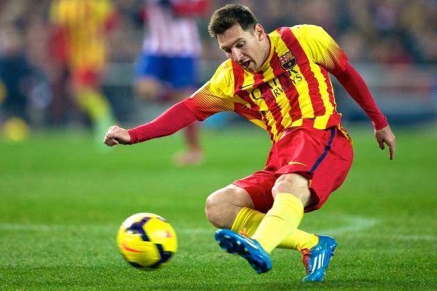 Getafe vs. Barcelona: Copa Del Rey Live Score, Highlights, Report