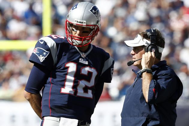 Patriots vs. Broncos: TV Info, Spread, Injury Updates, Game Time and More