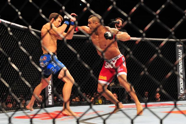 Is Luke Rockhold Ready for a Rematch with Vitor Belfort?