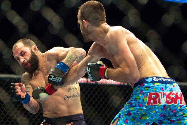 Cole Miller Injury: Updates on UFC Star's Hand and Recovery