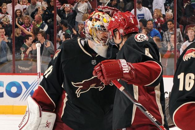 Michalek Back in Coyotes Lineup Against Canucks