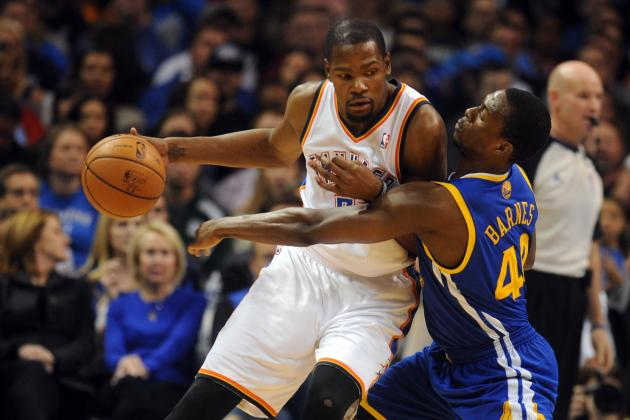 Golden State Warriors vs. OKC Thunder: Full Preview and Predictions