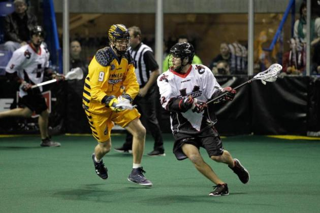 National Lacrosse League Week 4: The Busiest Weekend of the Season