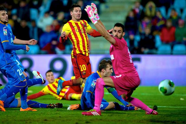 Getafe vs. Barcelona Score, Grades and Post-Match Reaction